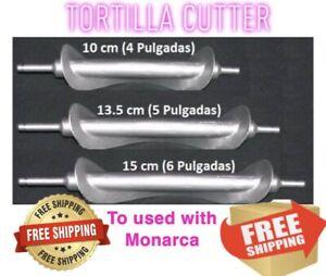 Tortilla Maker Monarca Cutter
