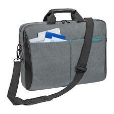 Notebooktasche für 15,6 Zoll (39,6cm) Laptoptasche mit Zubehörfach Schultergurt