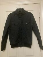 NWT MSRP $298 POLO RALPH LAUREN BLACK QUILTED JACKET SIZE S
