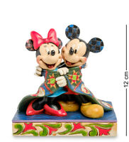 "Enesco Disney Traditions Jim Shore 4057937 Figurine ""Mickey and Minnie """