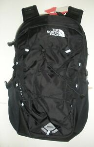 THE NORTH FACE WOMENS BOREALIS BACKPACK- DAYPACK- ALKV4- TNF BLACK