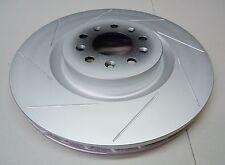 ASTON MARTIN DB9 / V8 VANTAGE (1) FRONT BRAKE DISC ROTOR OEM # 4G43-28-10265
