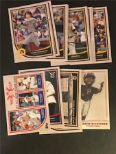 2018 Topps Big League Pittsburgh Pirates Master Team Set 14 Cards Inserts