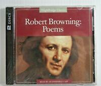 Robert Browning by Robert Browning (2006, CD, Abridged) *Sj