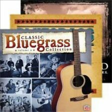 Classic Bluegrass Collect./Discs 3 &4 only/Bill Monroe/Flatt & Scruggs/Time Life