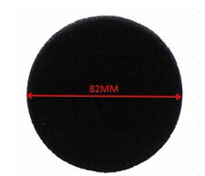 Dust sponge block tune sound 82mm pads for Sennheiser HD560 HD560II New