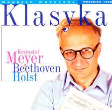 Krzysztof Meyer - Beethoven / Holst EU Press Cd