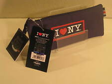 RARE MariCart * I HEART NY*COOL ITALY DESIGN ZIPPER CASE*30th ANNIV*NEW w/TAGS