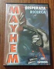 MAYHEM DISPERATA RICERCA - DVD FILM