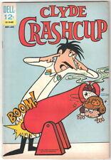Clyde Crashcup TV Series Comic Book #2, Dell 1964 FINE+