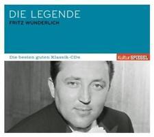 Deutsche Klassik Oper Musik-CD 's