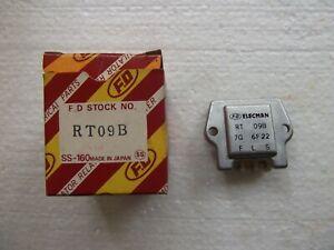 MITSUBISHI PAJERO A161, A163 12V VOLTAGE REGULATOR OR RECTIFIER (JAPAN)(NOS)