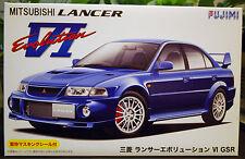 1999 Mitsubishi Lancer GSR Evolution VI, 1:24, Fujimi 039237