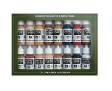 Vallejo 70125 Skintones Model Color Piel Set 17ml nuevo new