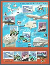 BLOC FEUILLET N°47 - Transports