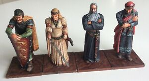 St.Petersburg Collection - «Round Table» 4 figures by Arsenyev Studio