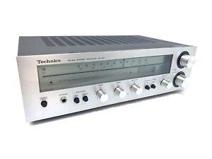 TECHNICS SA 100 AM FM Stereo Receiver 30 Watts RMS Vintage 1979 JAPAN GOOD LOOK