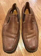 SANDRO Comfort Soft & Gel Loafers Oxfords LEATHER Chukka Shoes Mens Size 12 #