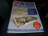 OO HO Gauge Peco STP-OO Setrack Planbook 5th edition