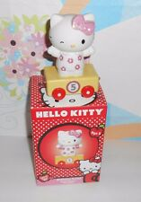 Hello Kitty Precious Moments Hand Painted Porcelain Birthday Series Train Age 5