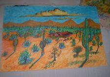 Martin Dean Coppinger ART painting  Signed SW ARTIST