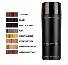 Keratin Hair Fibers Spray 27.5g 6Colors Hair Loss Building Hair Growth