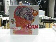 Can 2LP Europe Tago Mago 2019 Gatefold Limited Orange Vinyl