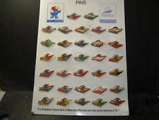 World cup 1998 pin badge set