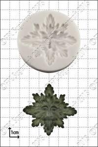 Silicone mould Green man | Food Use FPC Sugarcraft FREE UK shipping!