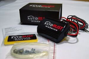 NEW Electronic Rust Prevention Module! Auto Rust Warrior Cars Trucks Vans Boats