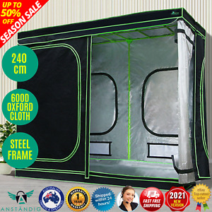 Green Fingers 240cm Hydroponic Grow Tent NEW