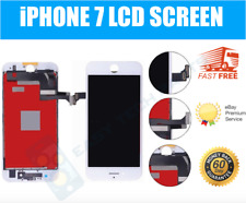 "Replacement UK IPHONE 7 4.7"" LCD Screen Digitizer Touch Display White Assembly"