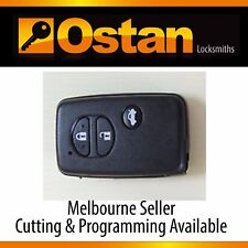 Refurbished Complete Toyota Smart Key to suit GTS86, 2008 onwards