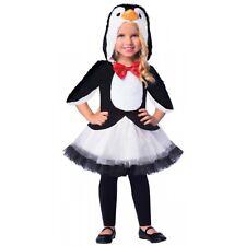 Penguin Costume Toddler Kids Halloween Fancy Dress