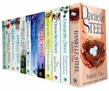 Danielle Steel 12 Books Collection Set Family Ties Country Southern Lights
