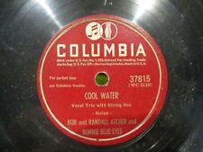 Bob & Randall Atcher & Bonnie Blue Eyes 'Pennsylvania Pal/Cool Water 78