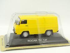 Agostini Russia 1/43 - Rocar TV 12F Yellow