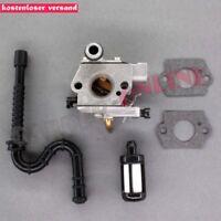 Vergaser mit Benzinschlauch für Stihl 024 MS240 026 MS260 Ersetzt 1121 120 0610