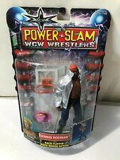 Dennis Rodman WCW Power Slam Toybiz Vintage Wrestling Figure