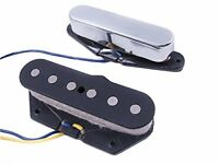 Genuine Fender Deluxe Drive Tele/Telecaster Guitar Pickups Set - 099-2223-000