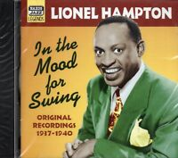 Lionel Hampton - In The Mood For Swing (2002 CD) 1937-1940 Recordings (New)