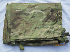 English Camouflage tarpauline,MTP,Shelter Sheet GS,Tarp,Basha,Emergency tent,
