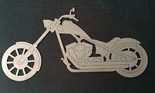 Motorcycle Chopper Laser Cut / Plasma Cut Garage Sign