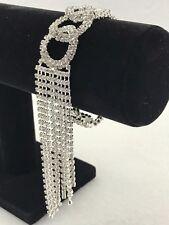 NEW Women's Fashion Jewellery Bracelet Silver *FREE SHIPPING*