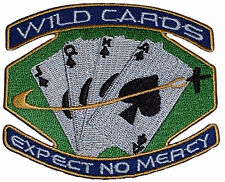 Space Above and Beyond TV Series Wild Cards Patch