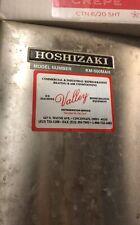 Hoshizaki Ice Machine Used