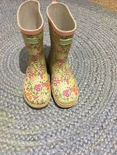 Very Cute Pair Of Cotton On Boots Girl Size 3 - Worn Only Once!!