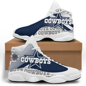 Dallas Cowboys Football NFL Air Jordan 13 U93A88