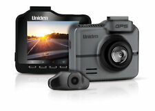 Uniden IGOCAM65R - 2.3K Smart Dash Cam with Rear Camera + Speed Camera Warnings
