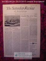 SATURDAY REVIEW August 19 1933 James Huneker Bernard Smith Louis Bromfield